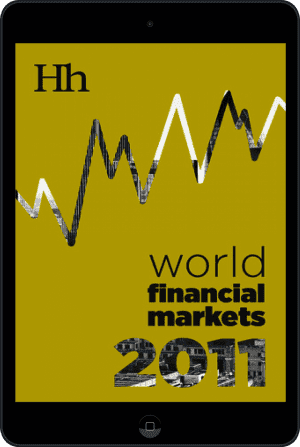 Cover of World Financial Markets in 2011 (Ebook - tablet) by George G. Blakey