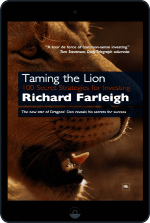 Cover of Taming the Lion (Ebook - tablet) by Richard Farleigh