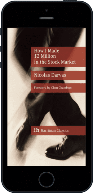 Cover of How I Made $2 Million in the Stock Market (Ebook - phone) by