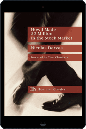 Cover of How I Made $2 Million in the Stock Market (Ebook - tablet) by