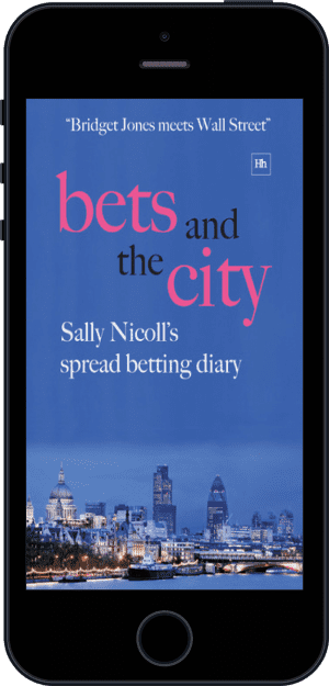 Cover of Bets and the City (Ebook - phone) by Sally Nicoll