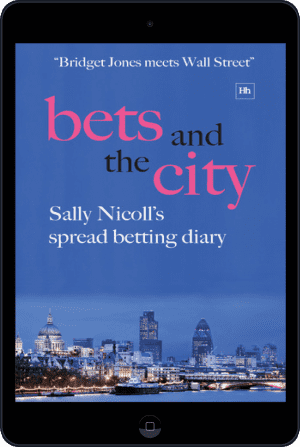 Cover of Bets and the City (Ebook - tablet) by Sally Nicoll