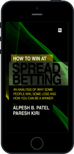 Cover of How to Win at Spread Betting by Alpesh B. Patel andParesh H. Kiri