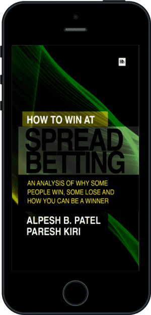 Cover of How to Win at Spread Betting (Ebook - phone) by Alpesh B. Patel andParesh H. Kiri