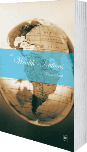 Cover of The Wealth of Nations (Hardback) by Adam Smith
