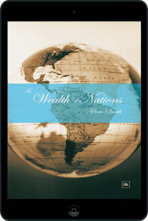Cover of The Wealth of Nations (Ebook - tablet) by Adam Smith