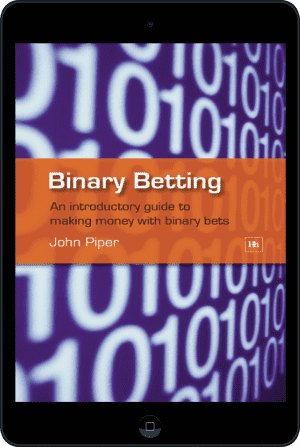 Cover of Binary Betting (Ebook - tablet) by John Piper
