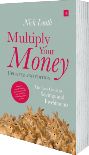 Cover of Multiply Your Money by Nick Louth