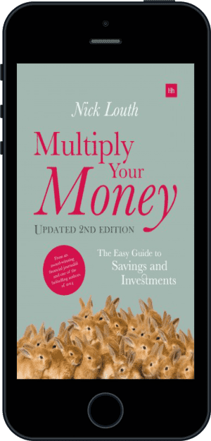 Cover of Multiply Your Money (Ebook - phone) by Nick Louth