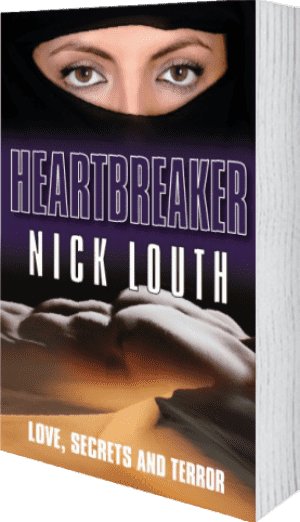 Cover of Heartbreaker by Nick Louth