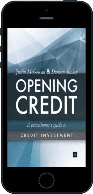 Cover of Opening Credit (Ebook - phone) by Justin McGowan andDuncan Sankey