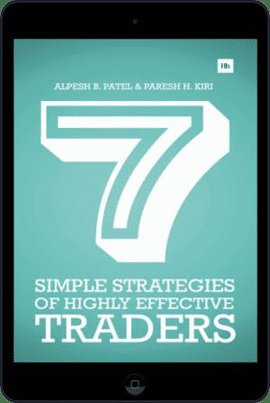 Cover of 7 Simple Strategies of Highly Effective Traders (Ebook - tablet) by Alpesh B. Patel andParesh H. Kiri