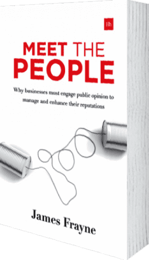 Cover of Meet the People by James Frayne