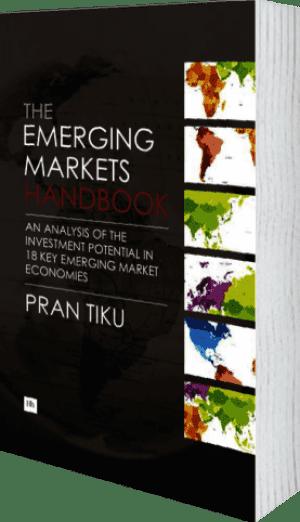 Cover of The Emerging Markets Handbook (Hardback) by Pran Tiku