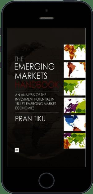 Cover of The Emerging Markets Handbook (Ebook - phone) by Pran Tiku