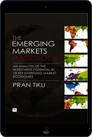 Cover of The Emerging Markets Handbook (Ebook - tablet) by Pran Tiku