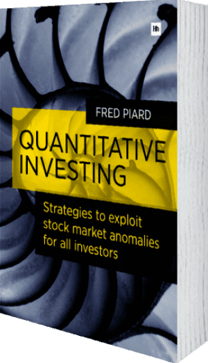 Cover of Quantitative Investing by Fred Piard