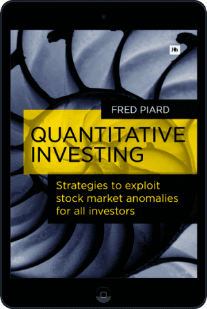 Cover of Quantitative Investing (Ebook - tablet) by Fred Piard
