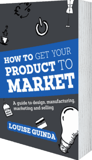 Cover of How to Get Your Product to Market (Paperback) by Louise Guinda