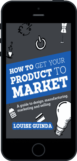 Cover of How to Get Your Product to Market (Ebook - phone) by Louise Guinda