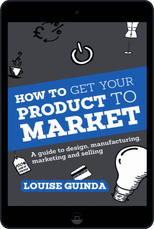 Cover of How to Get Your Product to Market (Ebook - tablet) by Louise Guinda
