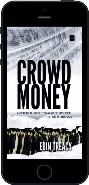 Cover of Crowd Money (Ebook - phone) by Eoin Treacy