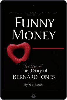 Cover of Funny Money by Nick Louth