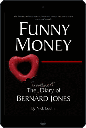 Cover of Funny Money (Ebook - tablet) by Nick Louth
