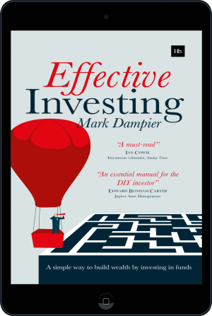 Cover of Effective Investing (Ebook - tablet) by Mark Dampier