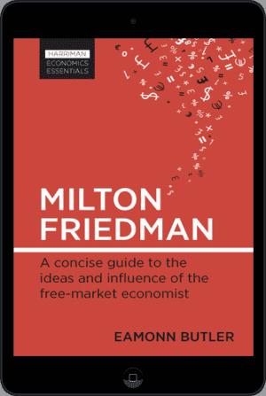 Cover of Milton Friedman (Ebook - tablet) by Eamonn Butler