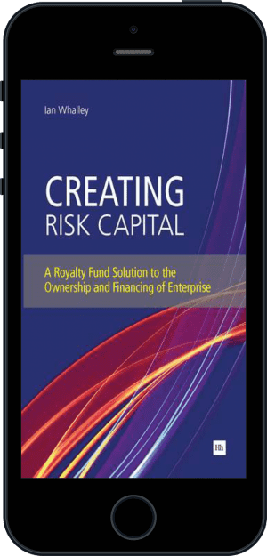Cover of Creating Risk Capital (Ebook - phone) by Ian Whalley
