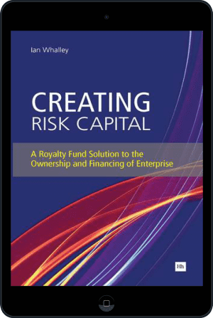 Cover of Creating Risk Capital (Ebook - tablet) by Ian Whalley