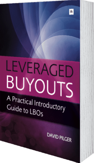 Cover of Leveraged Buyouts by David Pilger