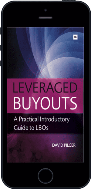 Cover of Leveraged Buyouts (Ebook - phone) by David Pilger