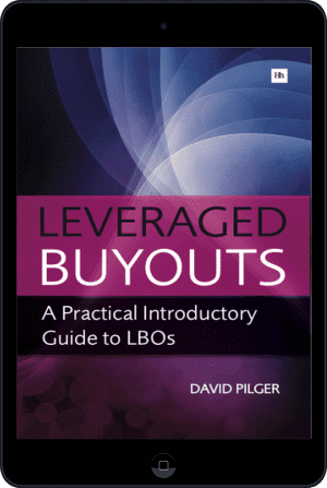 Cover of Leveraged Buyouts (Ebook - tablet) by David Pilger