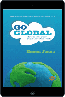 Cover of Go Global by Emma Jones