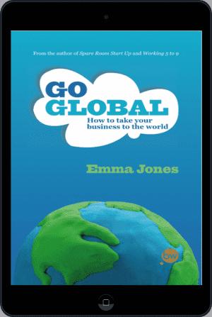 Cover of Go Global (Ebook - tablet) by Emma Jones