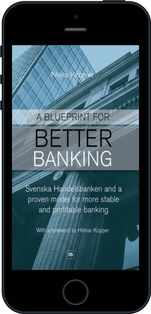 Cover of A Blueprint for Better Banking (Ebook - phone) by Niels Kroner