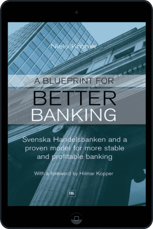 Cover of A Blueprint for Better Banking (Ebook - tablet) by Niels Kroner