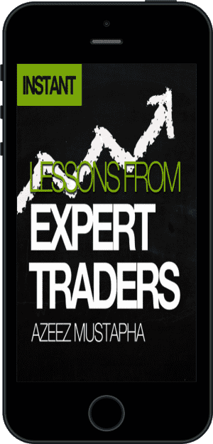 Cover of Lessons From Expert Traders (Ebook - phone) by Azeez Mustapha