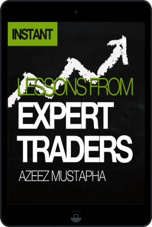 Cover of Lessons From Expert Traders (Ebook - tablet) by Azeez Mustapha