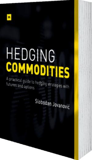 Cover of Hedging Commodities by Slobodan Jovanovic