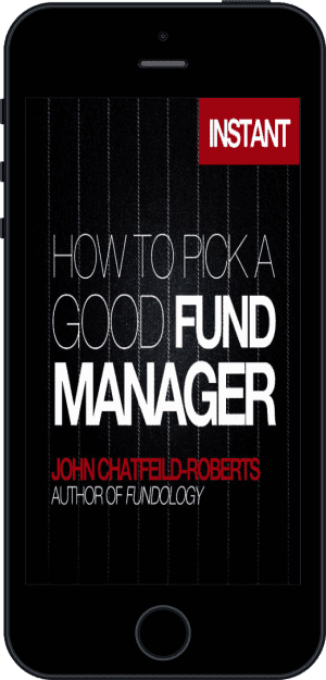 Cover of How to Pick a Good Fund Manager (Ebook - phone) by John Chatfeild-Roberts
