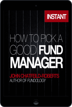 Cover of How to Pick a Good Fund Manager (Ebook - tablet) by John Chatfeild-Roberts