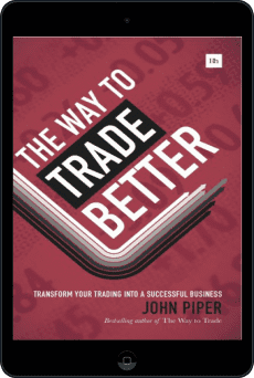 Cover of The Way to Trade Better by John Piper