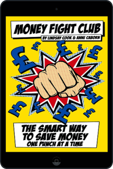Cover of Money Fight Club by Anne Caborn andLindsay Cook