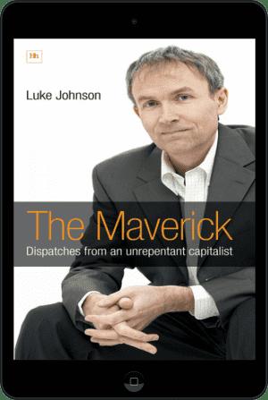 Cover of The Maverick (Ebook - tablet) by Luke Johnson