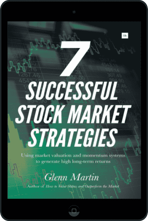 Cover of 7 Successful Stock Market Strategies (Ebook - tablet) by Glenn Martin