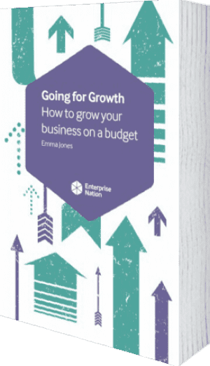 Cover of Going for Growth by Emma Jones