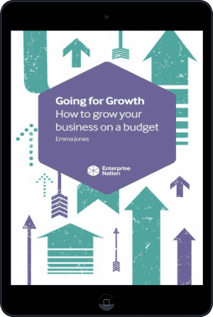 Cover of Going for Growth (Ebook - tablet) by Emma Jones